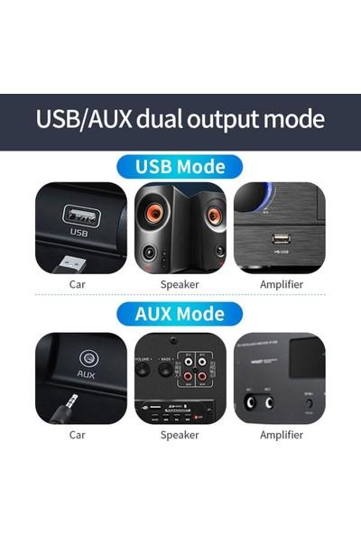 Zigver USB Bluetooth Adaptör V5.0 Mini USB Dongle Alıcı