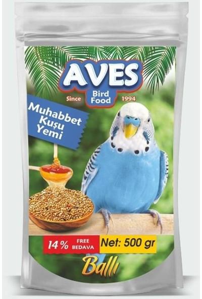 Aves Muhabbet Yemi 500 gr