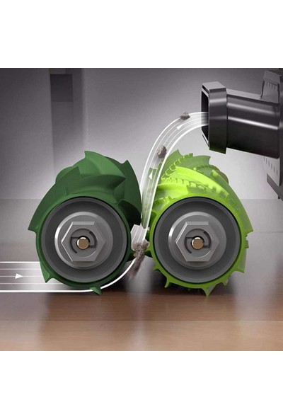 Irobot Roomba I ve E Serisi 2li Rulo Fırça