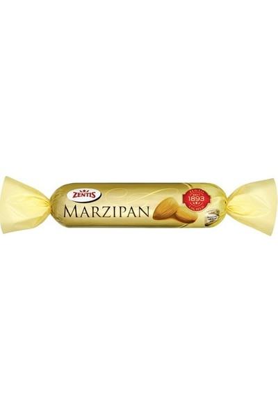 Zentis Schluckwerder Marzipan Bitter Çikolata Kaplı Badem Ezmesi 100 gr