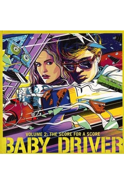 V/a/baby Driver Volume 2: The Score For A Sc 1 Lp - Plak