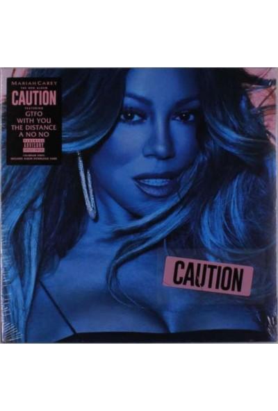 Mariah Carey/caution 1 Lp - Plak