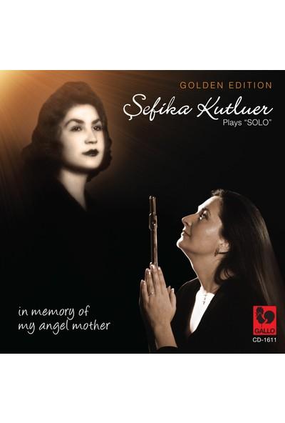 Şefika Kutluer Plays Solo - CD