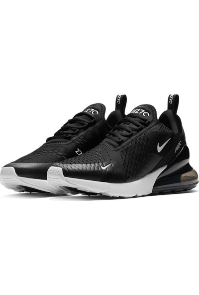 Nike Air Max 270 Erkek (Unisex) Spor Ayakkabı AH6789 Siyah