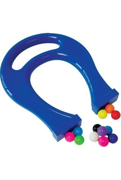 Edu Toys Mıknatıs ve Renkli Boncuklar Oyunu