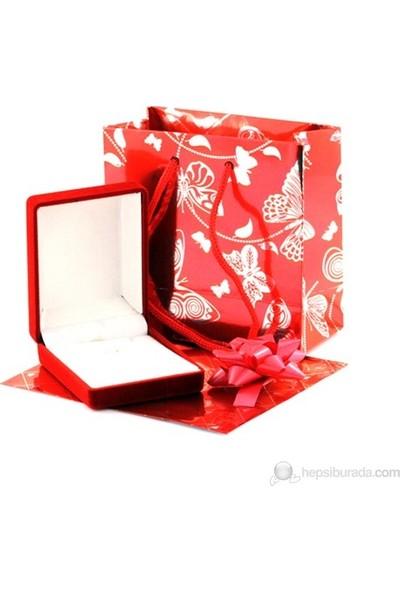 Altın Sepeti Anneler Günü Özel Altın Eller Kolye KLY0544-3264