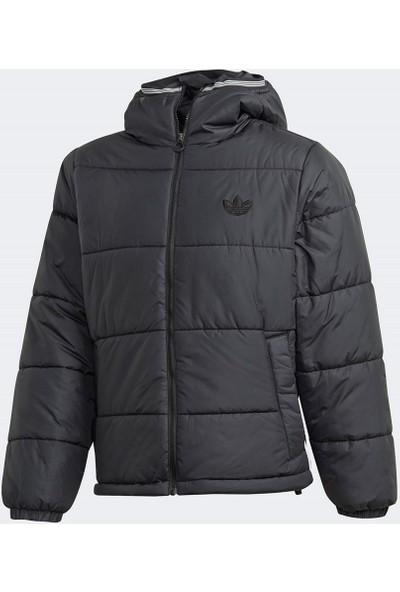 Adidas Pad Hooded Puff Erkek Mont GE1291