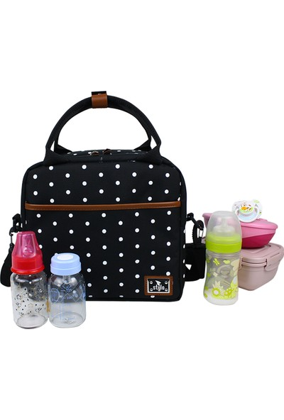Stylo Food Bag Yemek Mama Taşıma ve Çok Amaçlı Termos Çanta