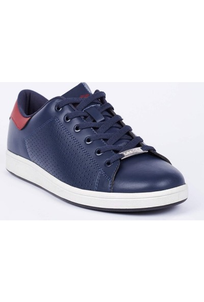 Lescon L-6040 Lacivert Erkek Sneaker Ayakkabı 18NAE006040M-01