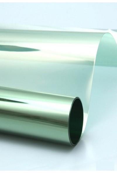 Ecce Yeşil Cam Filmi Açık Ton Amerikan Çizilmez 50 cm x 6 Metre