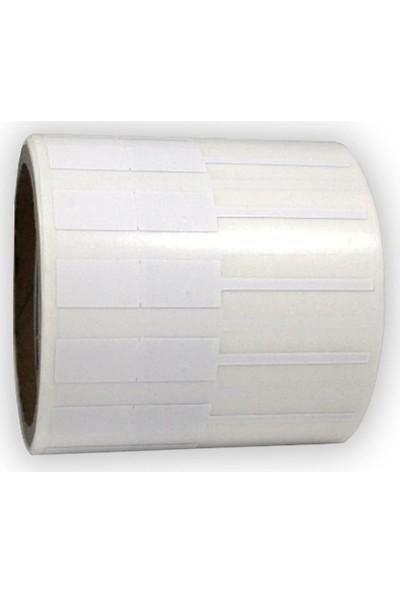 On Roll Paper Kuyumcu Etiketi 72 x 10 Opak Pp 1000'lik Sarım 12 Rulo