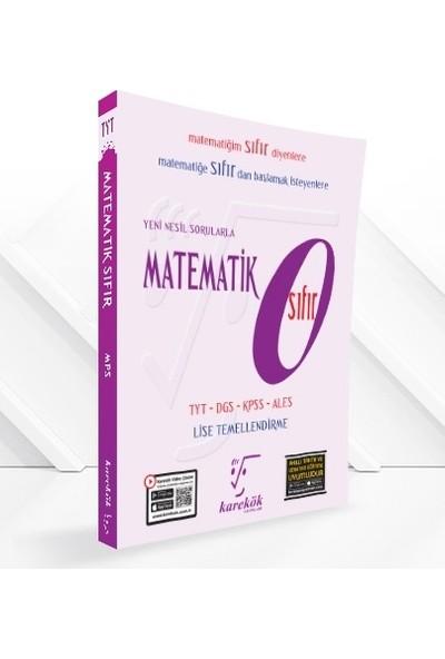 Karekök Yayıncılık TYT Matematik Sıfır