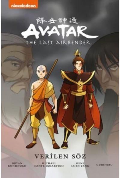 Avatar The Last Airbender Verilen Söz - Gene Luen Yang