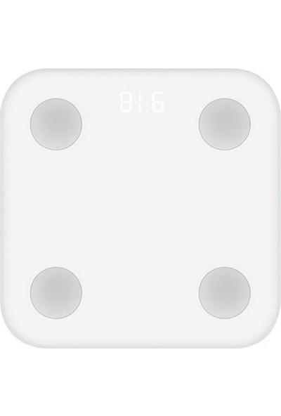 Techfit TF1071 Yağ Ölçer Fonksiyonlu Akıllı Bluetooth Baskül - Beyaz