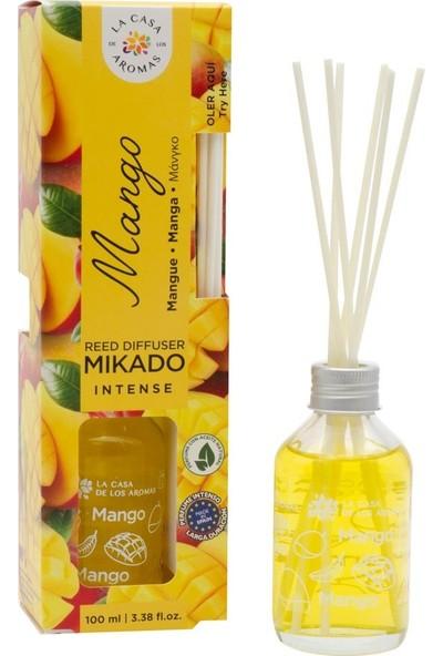 La Casa de los Aromas Mikado Intense Mango Oda Kokusu 100 ml