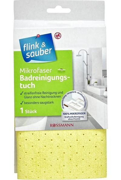 Flink & Sauber Mikrofiber Banyo Bezi 2'li