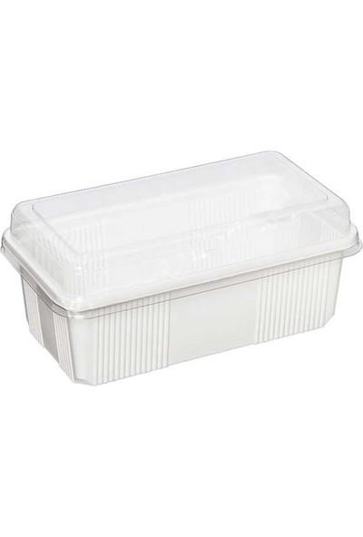 Özge Plastik Plastik Dondurma Kasesi 1000 gr