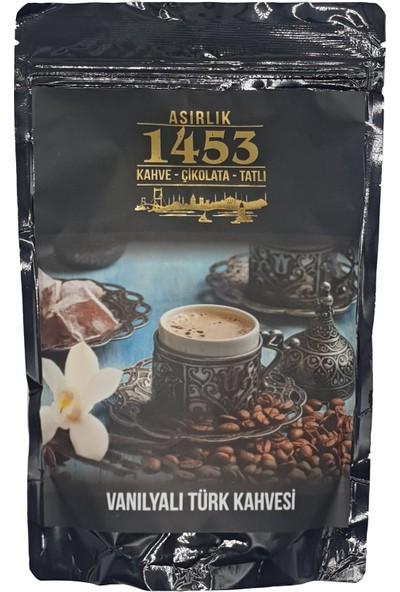 Asırlık Kahve 1453 Vanilyalı Türk Kahvesi 200 gr