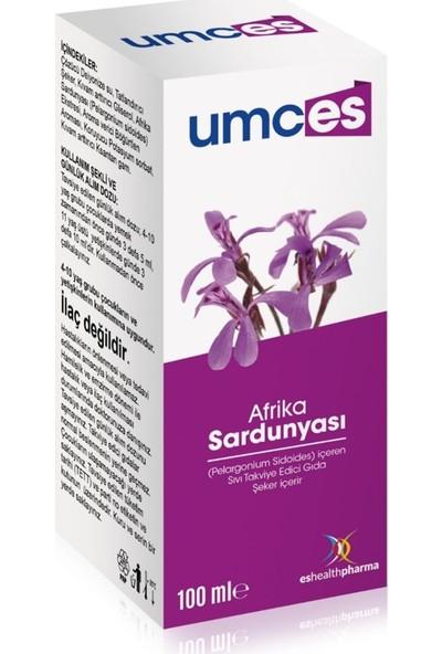 Eshealth Pharma Umces Afrika Sardunyası Takviye Edici Gıda 100 ml
