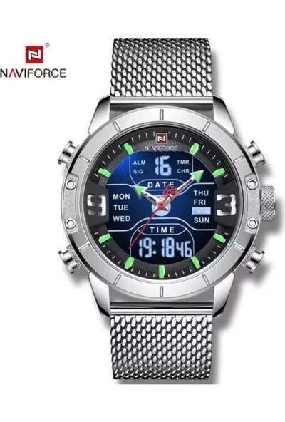 Naviforce NF-9153M-STL Erkek Kol Saati