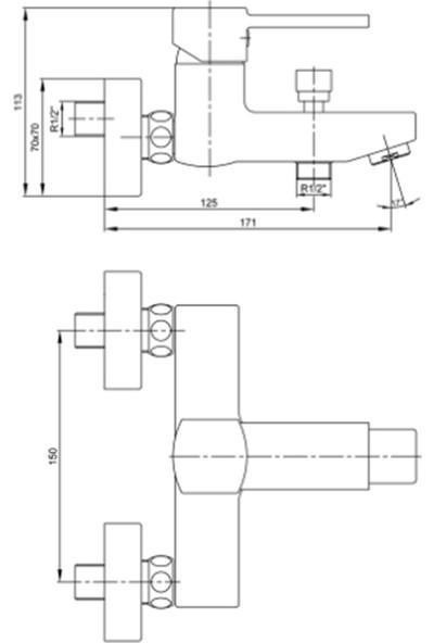 Ar Moni Banyo Bataryası 5 Yıl Garantili Ürün Kodu 102102432