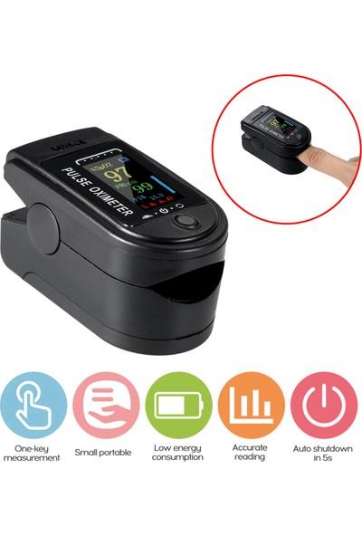 Buyfun Dijital Parmak Ucu Nabız Oksimetre OLED Ekran Kan Oksijen (Yurt Dışından)