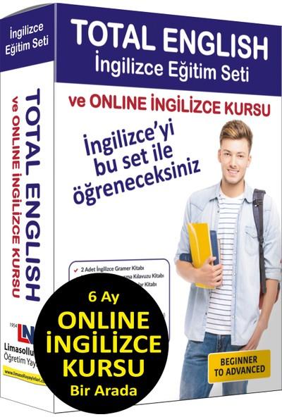 Total English İngilizce Eğitim Seti
