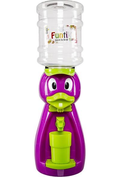 Funtik Toys Funtik Kedi Çocuk Su Sebili + Bardak