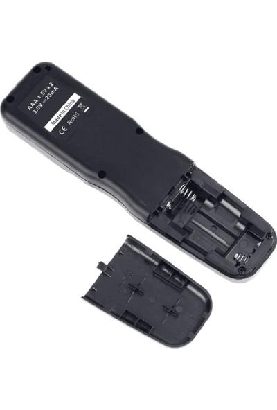 Viltrox Canon 1D Serisi 5D 5DII 5DIII 7d 10D 20D D30 40D 50D Kumanda (Yurt Dışından)