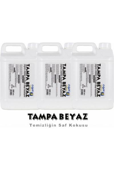Tampa Beyaz Yüzey Temizleyici 5lt 3'lü