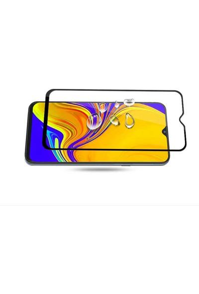 Ceponya Xiaomi Redmi 8A Kenarları Kırılmaya Dayanıklı Cam Ekran Koruyucu Şeffaf