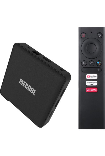Mecool Km1 Tv Kutusu Toplu 4 GB + 64 GB S905X3 Dört Us Plug (Yurt Dışından)