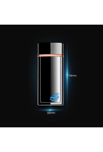 Zigver Z10 Japan Tam Ekran Dokunmatik Elektronik USB Çakmak