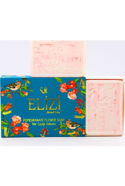 Elizi Nar Çiçeği Sabunu 150 gr 2'li