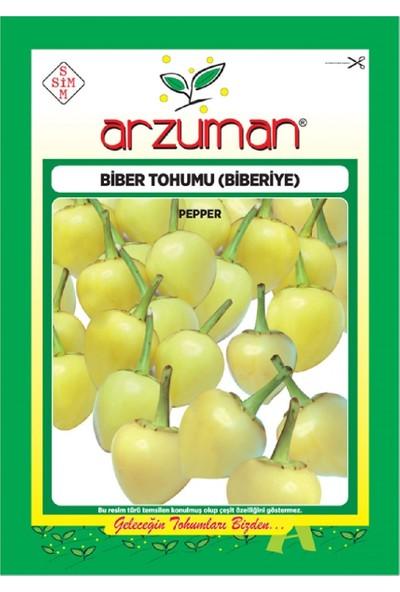 Arzuman Biber Tohumu-Misket Biberi 5 gr (Orta Acı) Turşuluk