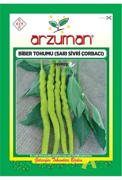 Arzuman Biber Tohumu -Sarı Sivri Çorbacı- (10 Gr)