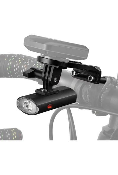 West Biking 300LM Bisiklet Işık USB Şarj Edilebilir (Yurt Dışından)
