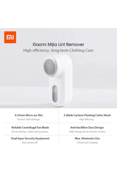 Xiaomi Mijia Şarjlı Tüy Temizleme Makinası (Yurt Dışından)