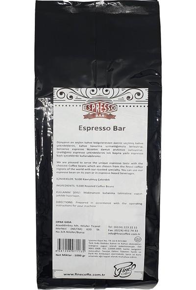 Fine Coffee Espresso Çekirdeği ( 1000 gr )
