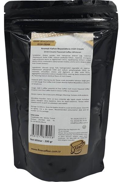 Fine Coffee Irısh Cream Kahve Beyazlatıcı ( 200 gr )