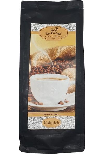 Fine Coffee Kakuleli Türk Kahvesi ( 1000 gr )