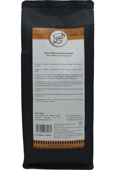 Fine Coffee Karamelli Filtre Kahve ( 1000 gr )