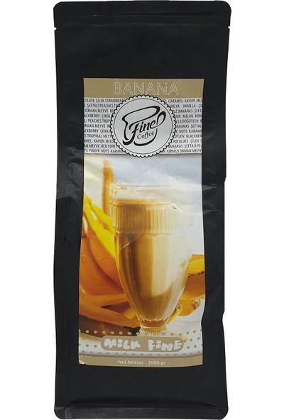Fine Coffee Muzlu Milkshake ( 1000 gr )