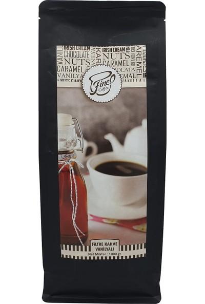 Fine Coffee Vanilyalı Filtre Kahve ( 1000 gr )