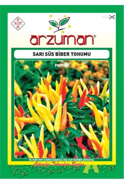 Arzuman Sarı Süs Biber Tohumu (5 Gr)