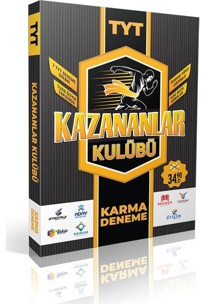 Altın Harman Yayınları TYT Kazananlar Kulübü Karma Denemeler