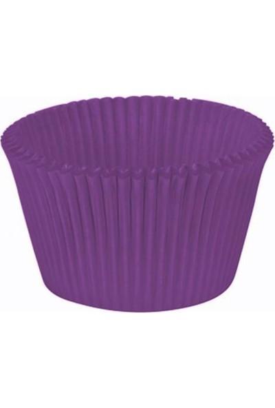 Bens Cupcake Kapsül Mor No:3 40X30 mm - 750'LI