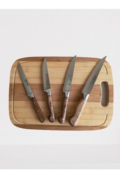 Lazoğlu 4'lü Bıçak Seti