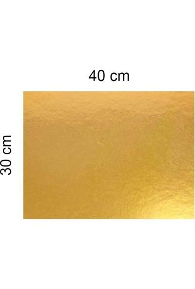 Bens Gold Pasta Altı (Kalın) 30X40CM - 15'li