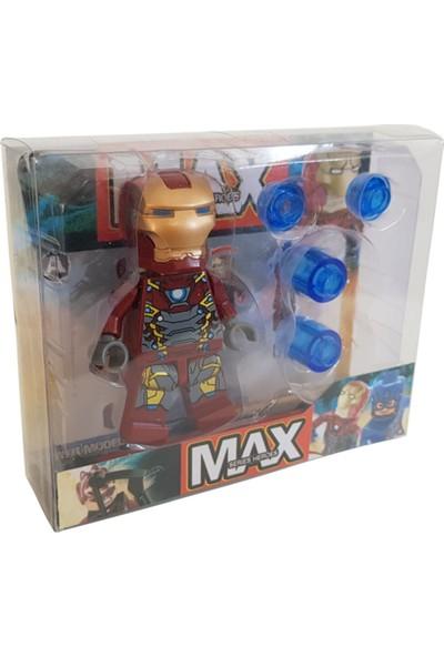 Prestij Oyuncak Marvel Lego- Karakter Iron Man